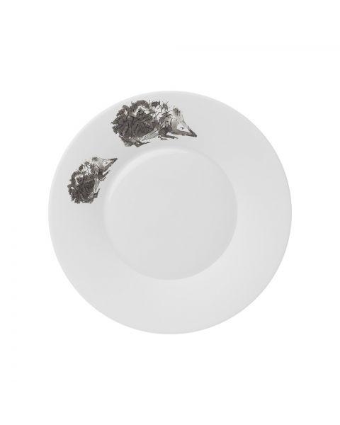 Sideplate / gebaksbord Piqueur egel