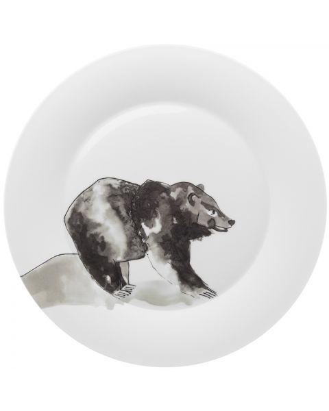 Onderbord piqueur beer