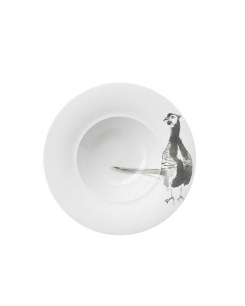Soep bord Piqueur fazant