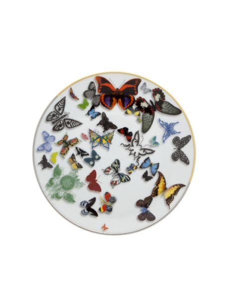 Ontbijtbord Butterfly