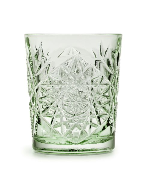 Tumbler glas set van 6 st Ebony green