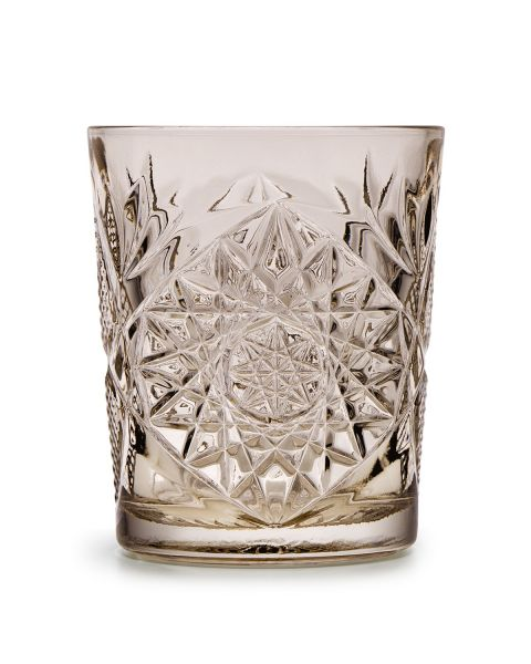 Tumbler glas set van 6 st Taupe