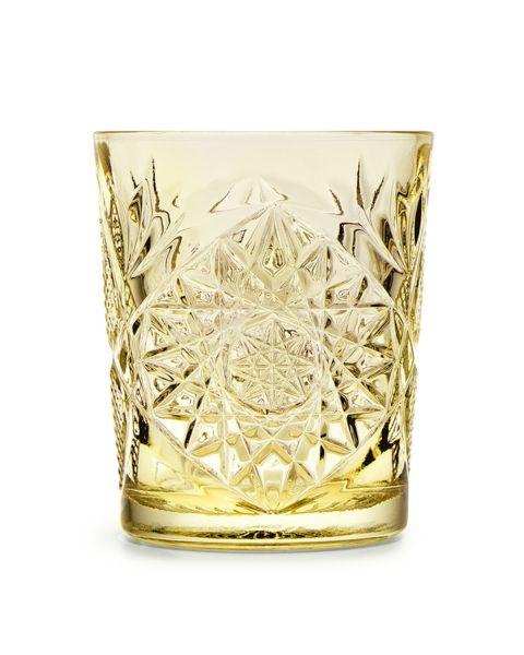 Tumbler glas set van 6 st Yellow