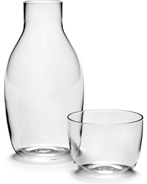 Passepartout karaf + glas by Vincent van Duysen