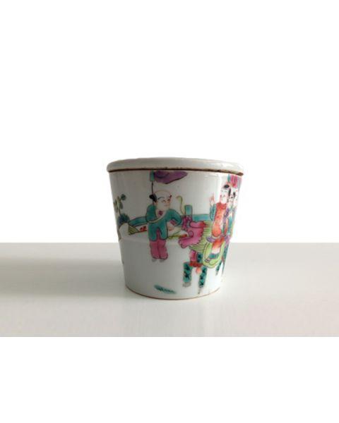 Vintage Chinese storage jar 2