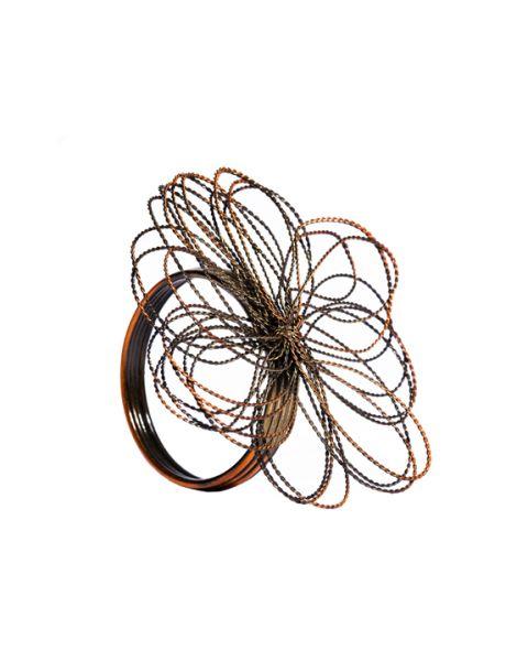 Abisko servetring copper