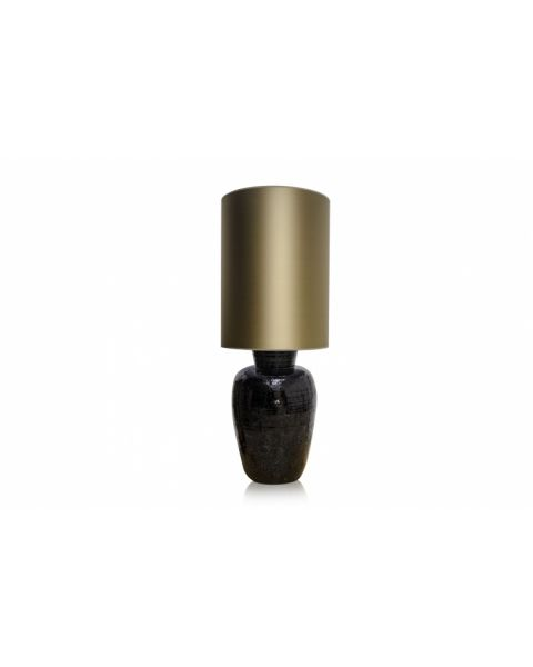 Vaaslamp antiek gold medium