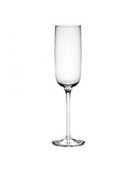 Passepartout champagneflûte by Vincent van Duysen