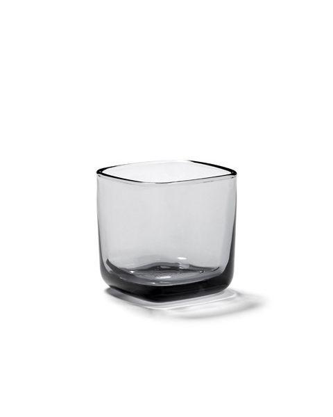 Glas hoog vierkant HEII Wolterinck