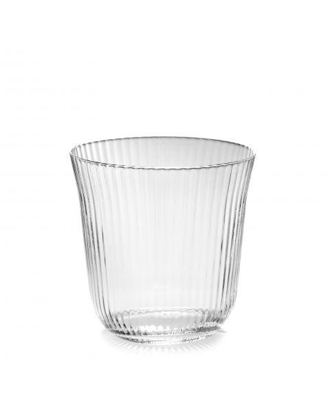 Inku glas L  by Sergio Herman set van 4