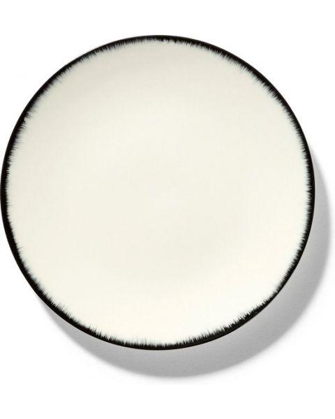 Dé Tableware by Ann Demeulemeester - Sideplate Variatie 1 - Ø14 - 2 stuks
