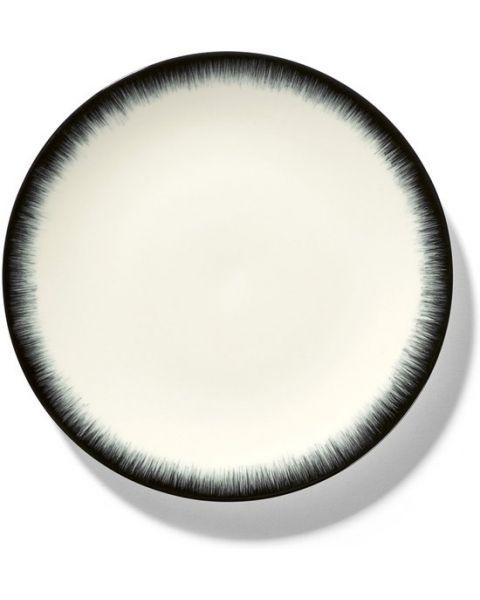 Dé Tableware by Ann Demeulemeester - Gebaksbord Variatie 3 - Ø17,5 - 2 stuks