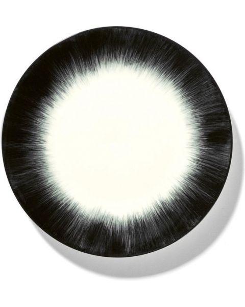 Dé Tableware by Ann Demeulemeester - Gebaksbord Variatie 4 - Ø17,5 - 2 stuks