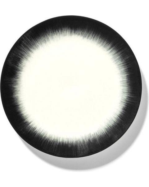 Dé Tableware by Ann Demeulemeester - Ontbijtbord Variatie 4 - Ø24 - 2 stuks