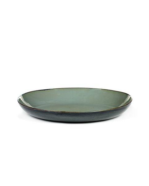 Schaal XL smokeyblue/dark blue 35,5 cm