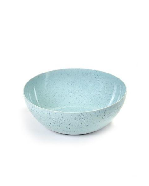 Saladeschaal light blue 27 cm