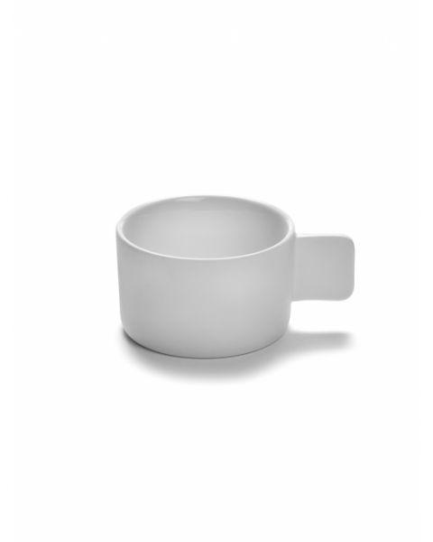 Serax HEII Wolterinck - cappuccinokop  - 250 ml - 4 stuks