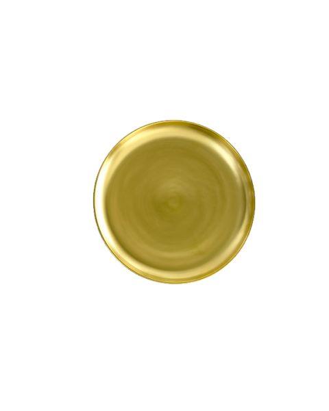 Gebaksbordje Gold