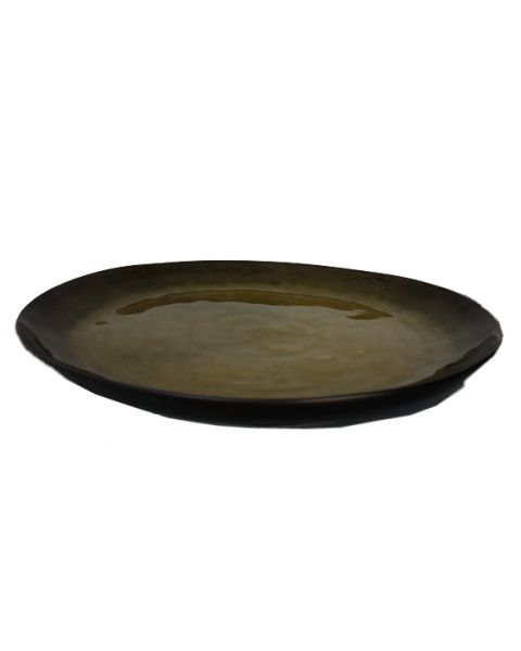 Rond bord large Pure groen