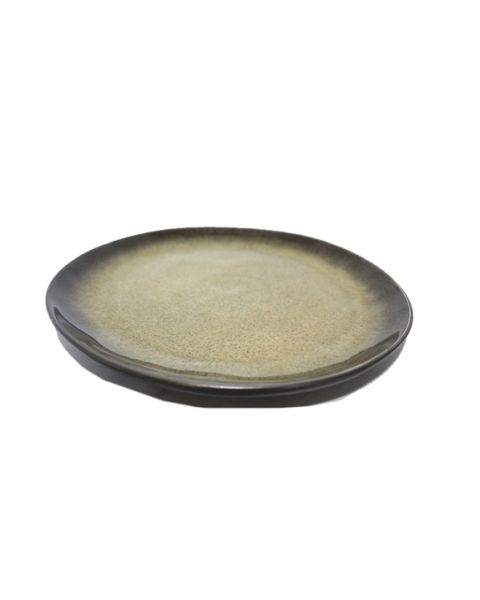 Rond bord small Pure groen