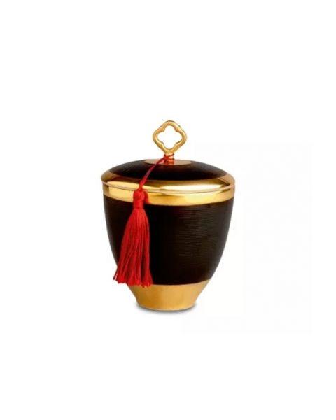 l'objet Key candle noir