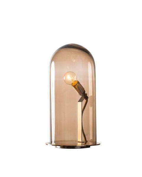 Speak up! lamp chestnut brown