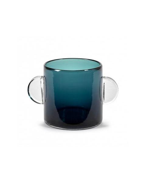 Serax Wind & Fire vase - dark blue
