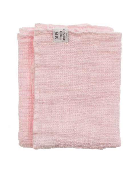 Fresh laundry handdoek romance