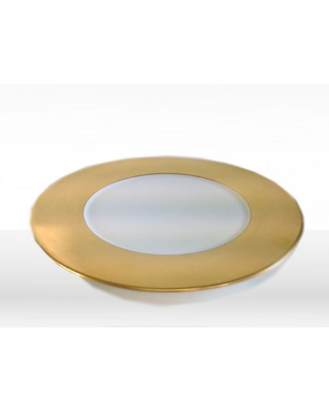 Dinerbord Gold