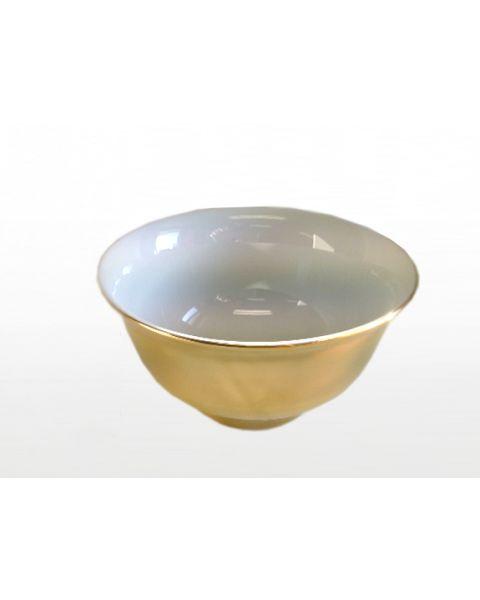 Bowltje 0,4 l Gold
