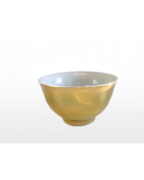 Bowltje 0,2 l Gold