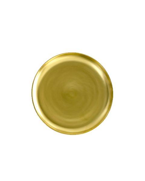 Ontbijtbord Gold