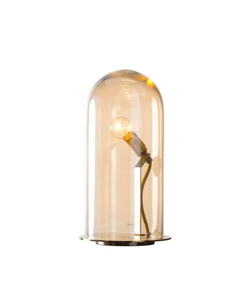 Speak up! lamp golden smoke
