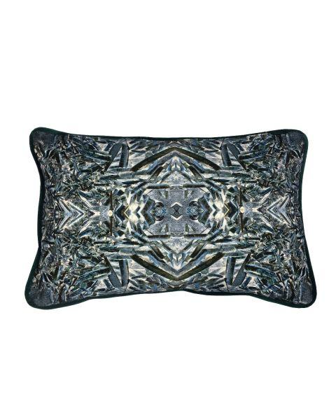 A&E Originals kussen kaleidoscope turquoise