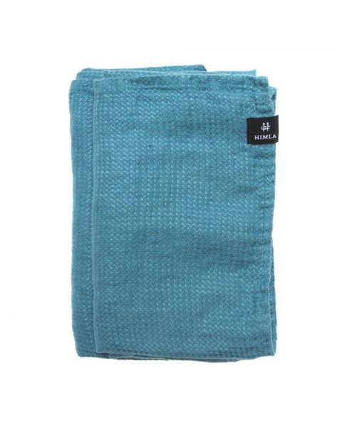 Fresh laundry handdoek relax
