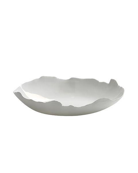 Oval bord diep