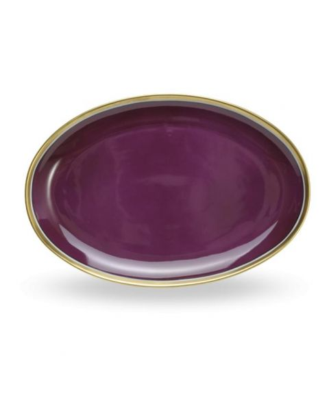 Ovale schaal Colour