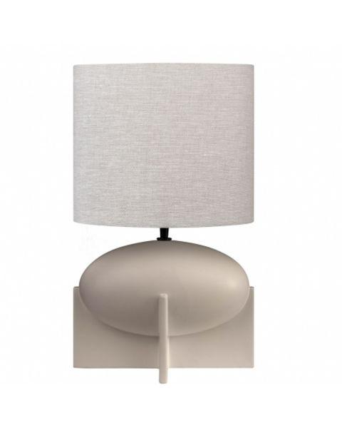 Ovo lamp laag sand