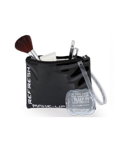 Make-up tasje refresh zwart