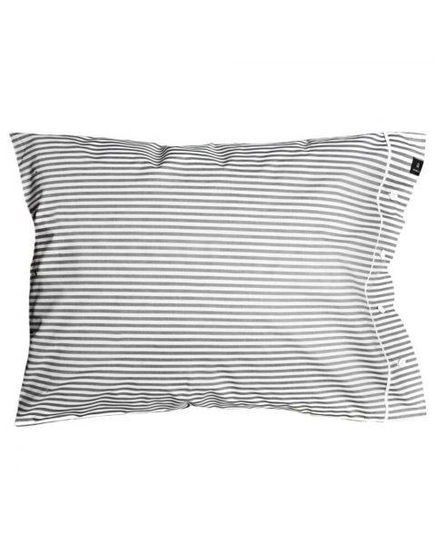 Rindo kussensloop stripe graphite