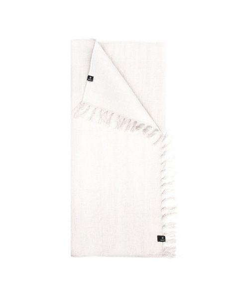 Saro vloerkleed optical white