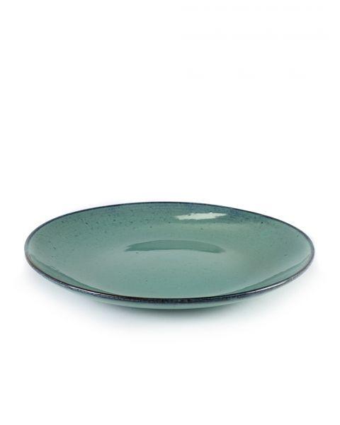 Dinerbord 28 cm Aqua