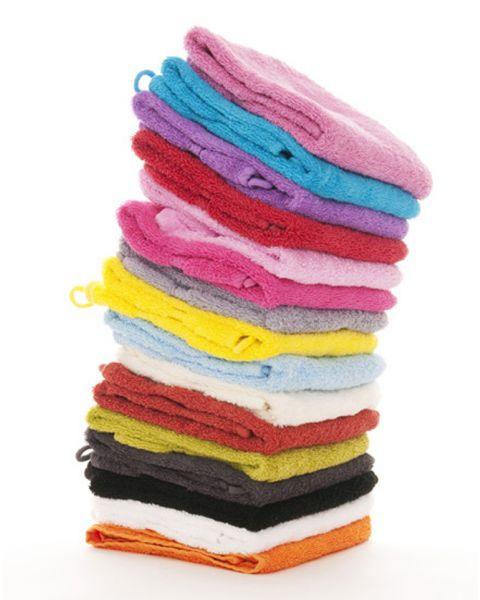 Badstof handdoek colors