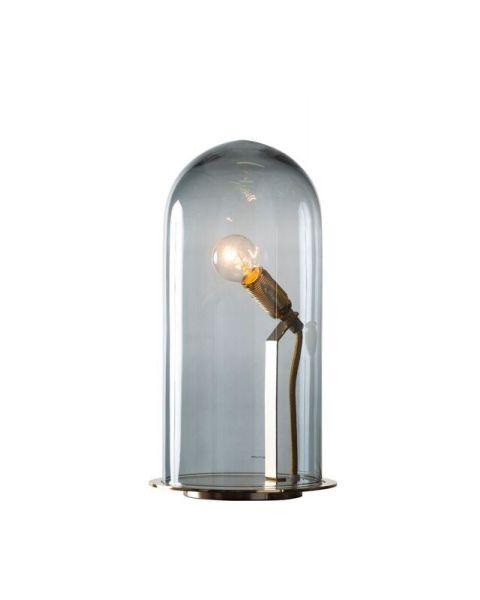Speak up! lamp smokey grey