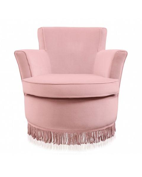 Fauteuiltje studio P pink