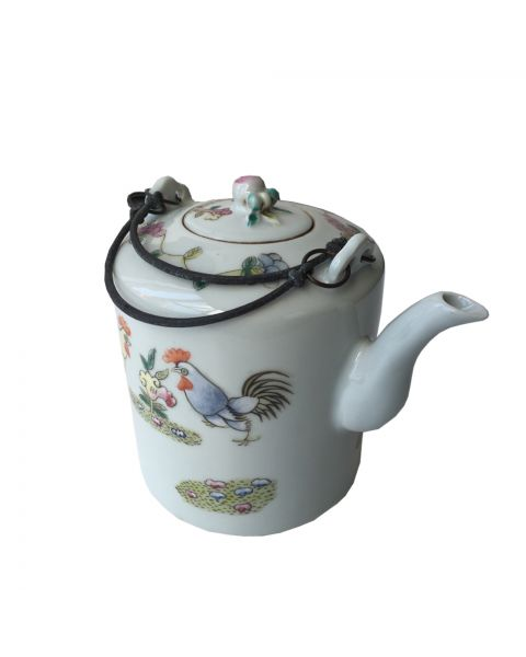 Vintage Chinese theepot