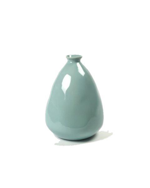 Flesvaas medium aqua 33 cm