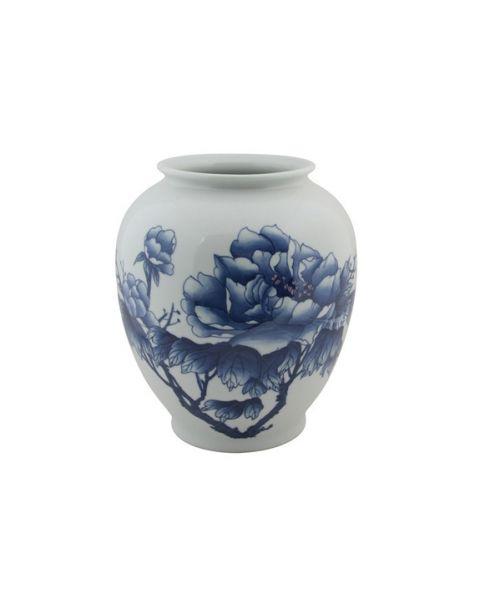 Vaas magnolia blue