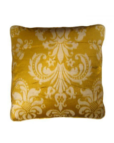 Kussen A&E Orginals vicenza flowerprint yellow