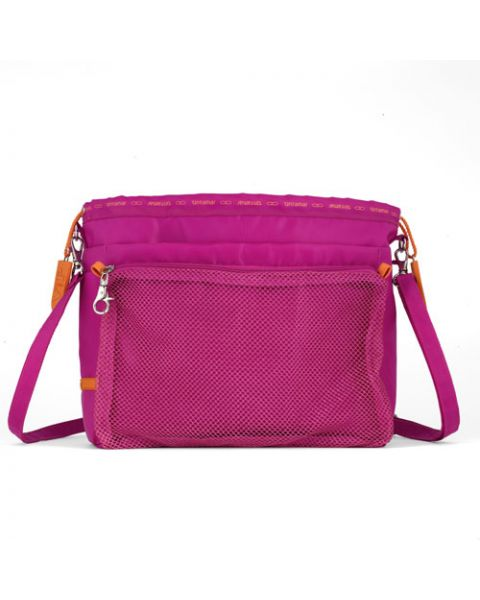 Bag in bag mum fuchsia